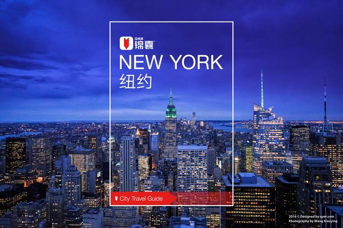 纽约穷游锦囊封面
