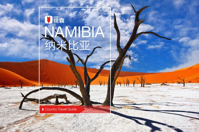 纳米比亚穷游锦囊封面